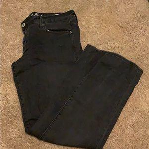 AE black jeans